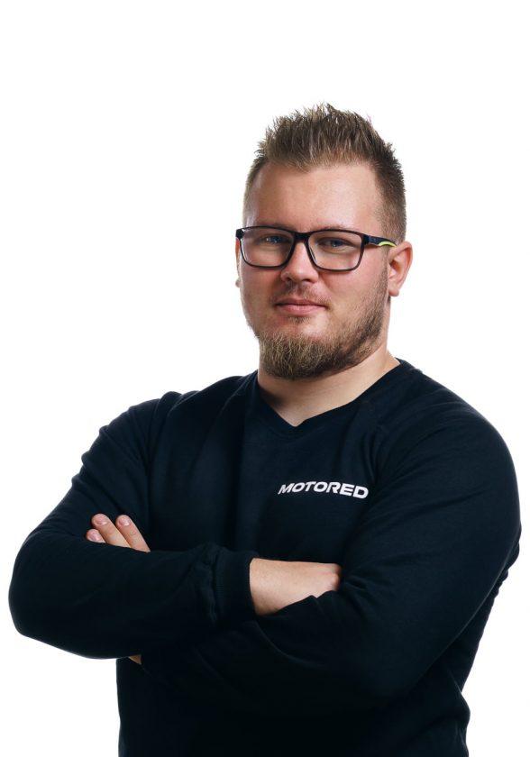 Jonne Ahola - Myyntipäällikkö